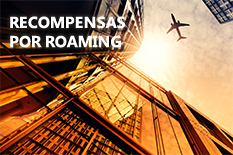RECOMPENSAS POR ROAMING